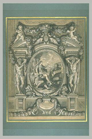 Le Rétablissement de la Navigation (1664)