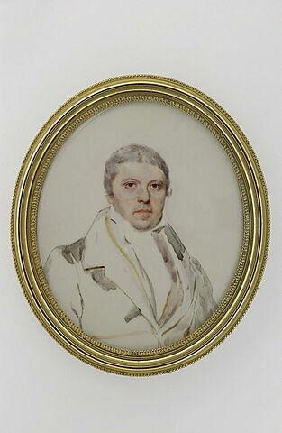 Portrait de Jean Auguste Dominique Ingres