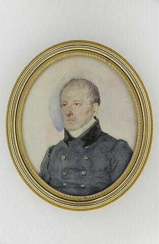Portrait du baron François Gérard
