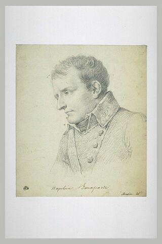 Portrait de Napoléon Bonaparte