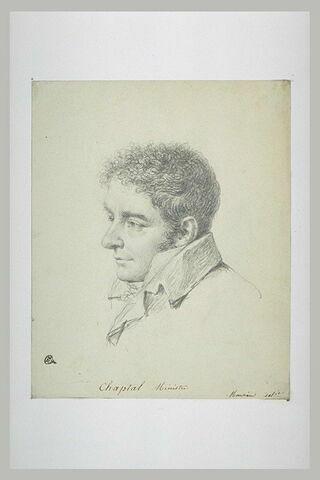 Portrait de Chaptal