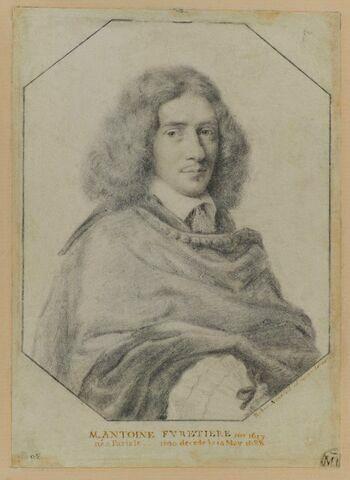 Portrait d'Antoine Furetière