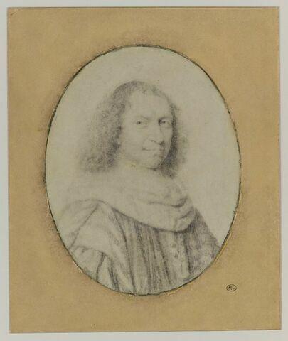 Portrait de Louis Bailleul