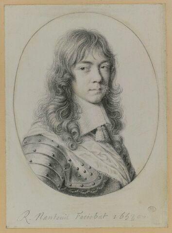 Portrait du Duc de Bouillon, neveu de Turenne