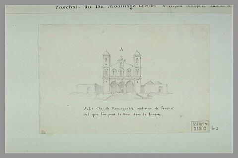 Chapelle près de Fanchal