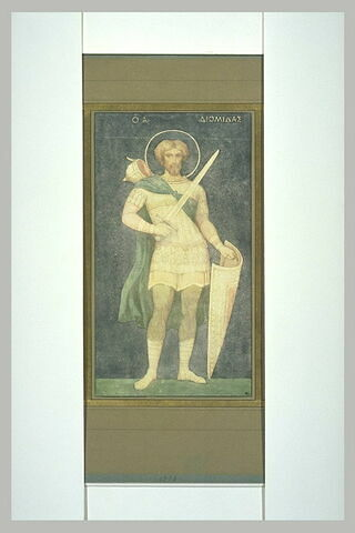 Saint Diomède