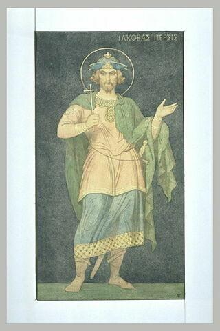 Saint Jacques de Perse