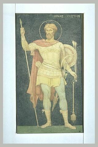 Saint Minas d'Egypte