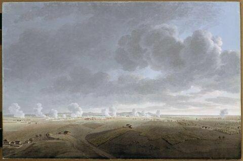 Première vue de la bataille de Marengo, 14 Juin 1804