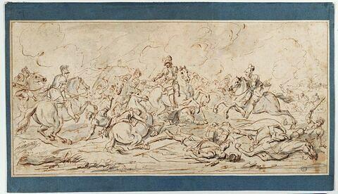 Combat de cavaliers