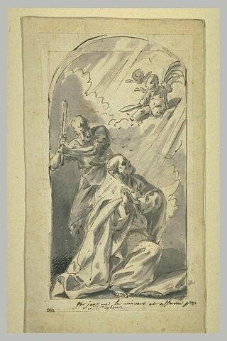 Martyre de saint Jacques le Mineur