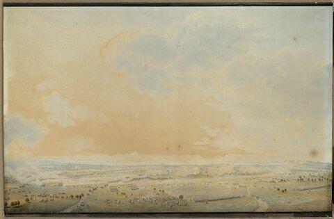 Deuxième vue de la bataille de Marengo, le 4 Juin 1800