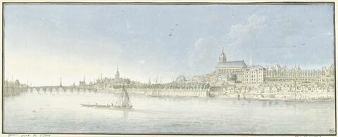 Huitième vue de Blois