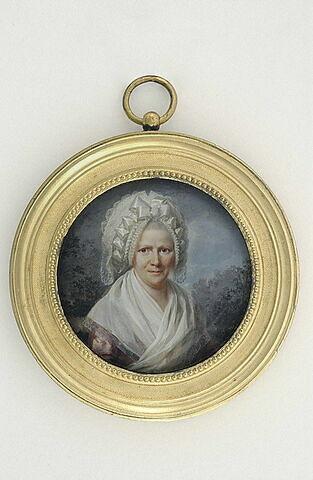 Portrait de Madame Gavet Périn, soeur de l'artiste