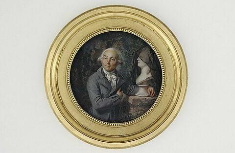 Portrait de M. Pinson