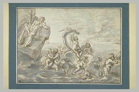 Galatée et Polyphème