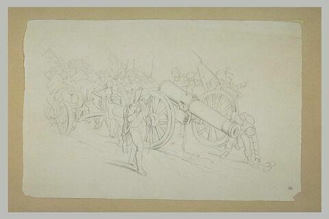 Episode de la Prise d'Ypres, 17 juin 1794