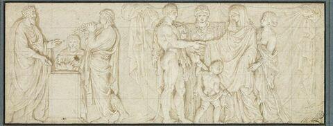Le Mariage d'Hercule et de Mégara