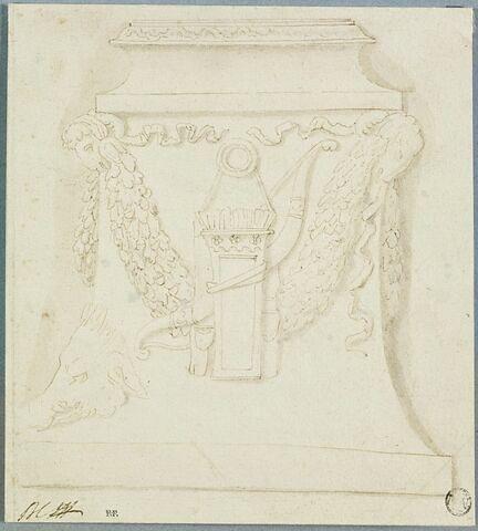 Un autel antique