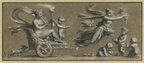 Le Printemps, dit Le Triomphe de Vénus