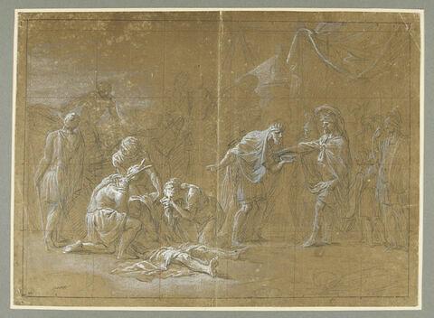 Mort de Thémistocle