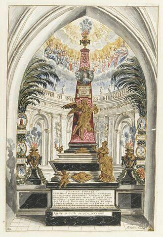Tombeau du prince de Dombes