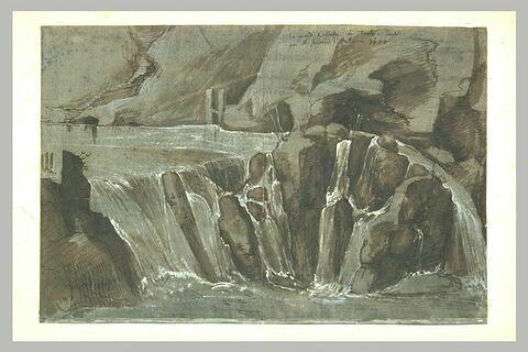 La cascade de Tivoli