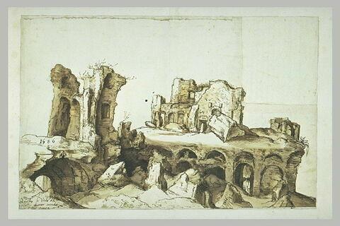 Ruines du Palatin