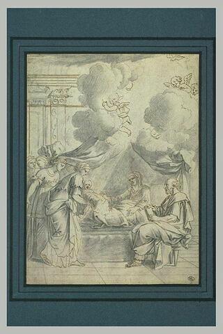 La naissance de saint Jean