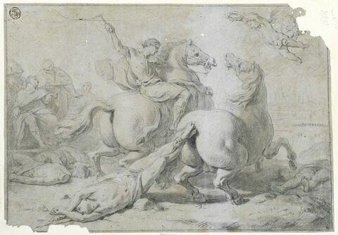 Martyre de saint Hippolyte