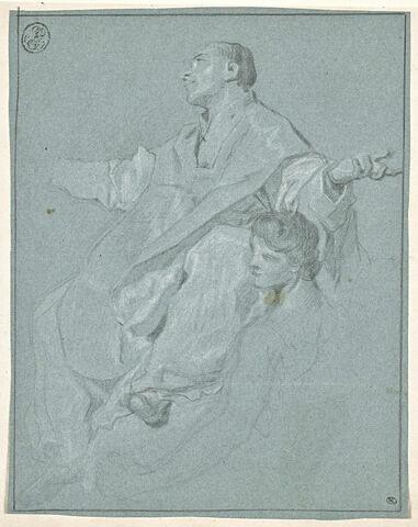 Apothéose de saint Camille de Lellis