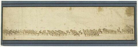 Cortège de 'La marche triomphale du Carrousel'