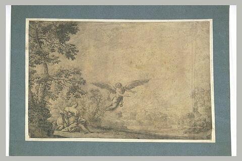 Agar, l'ange et Ismaël