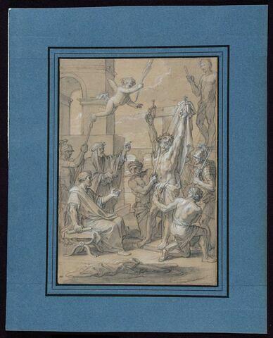 Le martyre de saint Barthélemy