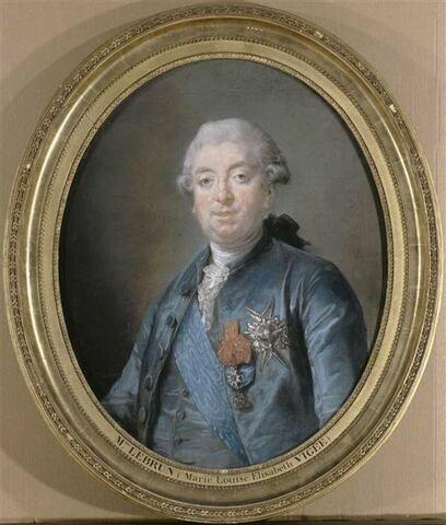 Alexandre-Marie-Léonor de Saint-Maurice, prince de Montbarrey (1732-1796)