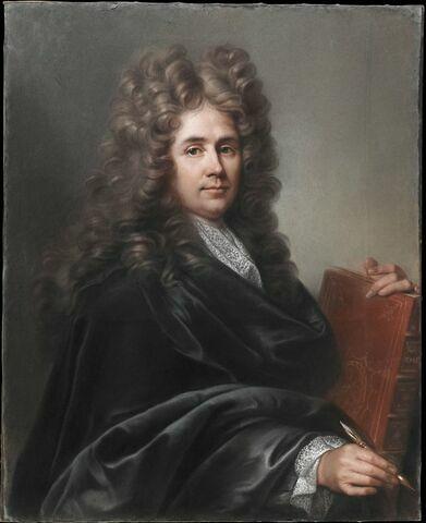Portrait de Robert de Cotte (1656-1735), premier architecte du roi.