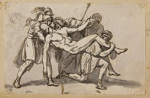 La Mort de Méléagre