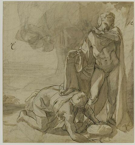 Francus se parfume de fumée d'encens et de souffre