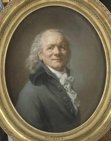 Portrait de Ducreux, par lui-même