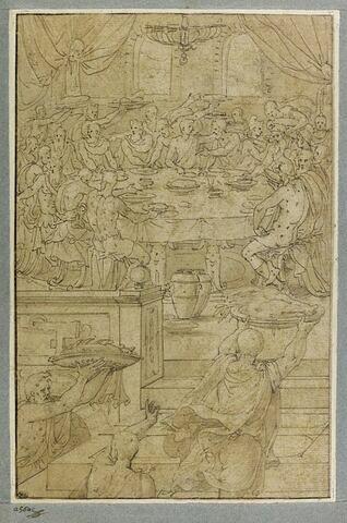 L'Hécatombe offerte à Apollon par les Achéens