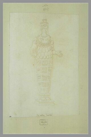 Statue de Cybèle