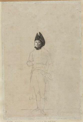 Portrait du général Almeyras