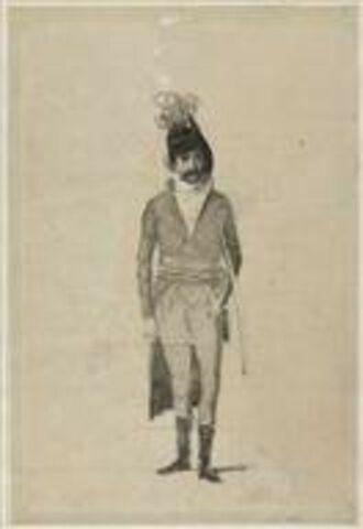 Portrait du général Baudot