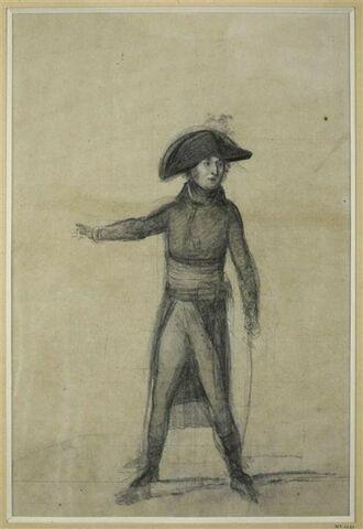 Portrait du général Destaing