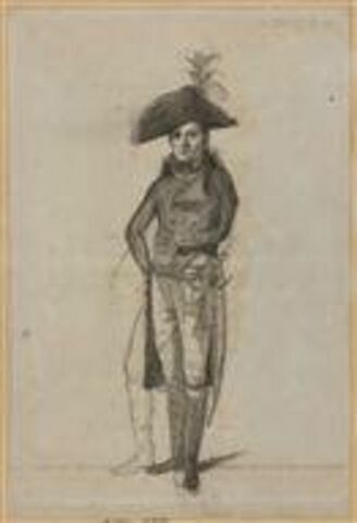 Portrait du général Fugières
