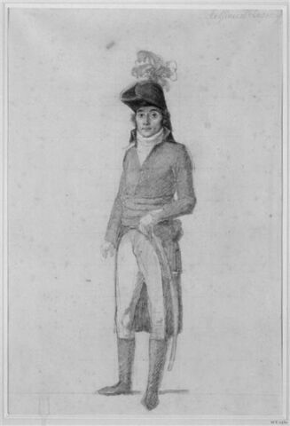 Portrait du général Lagrange