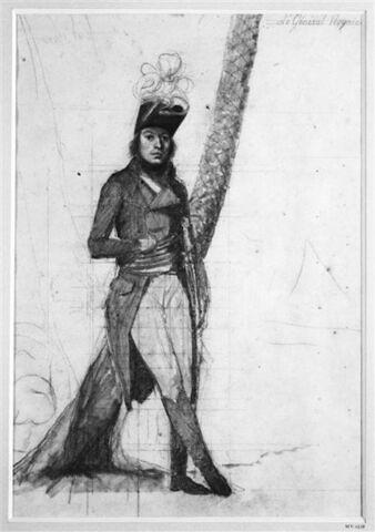 Portrait du général Reynier