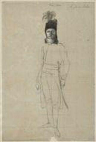 Portrait du général Robin