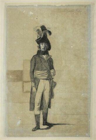 Portrait du général Verdier