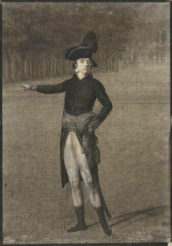 Portrait du général inconnu